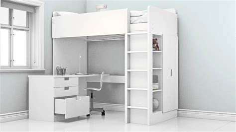The possibilities of the new STUVA children's loft bed ...