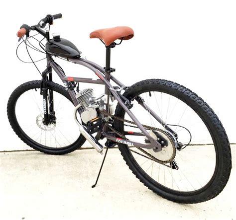 The Punisher Motorized Bike Kit | Bicycle Motor Works