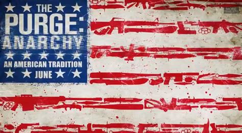 The Purge 2: Anarchy Trailer Lands Online