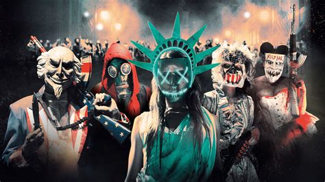 The Purge 3 Election Year 4K Wallpapers | HD Wallpapers ...