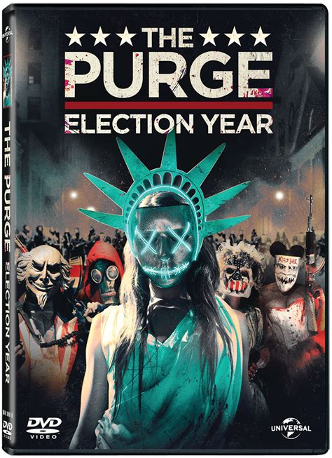 The Purge 3: Election Year (dvd) | Buy Online in South ...
