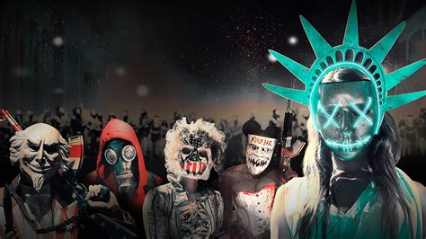 The Purge 3: Election Year | Sky.com