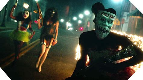 THE PURGE 3  Election Year  TRAILER  Thriller   2016 ...