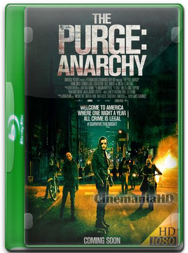 The Purge: Anarchy  2014  WebRip 1080p Latino Ingles ...