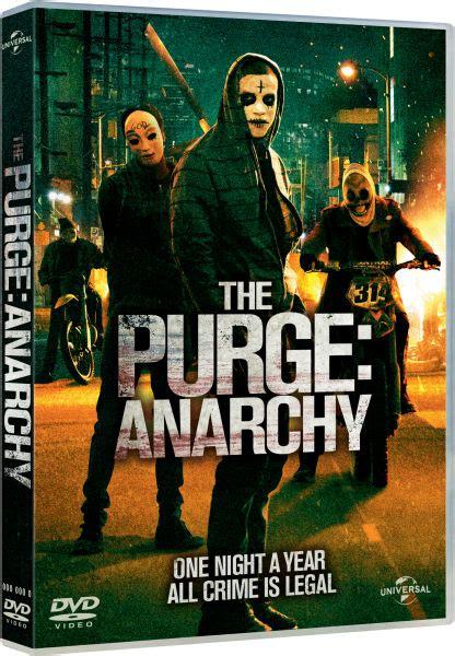 The Purge: Anarchy DVD | Zavvi España