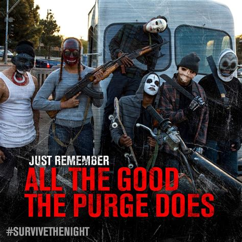 The Purge: Anarchy   Halloween   Pinterest   Sobreviví ...