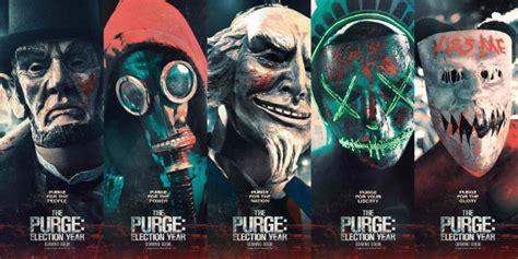 The Purge Election Year  2016  Review | AcidBurnsHorrorshow