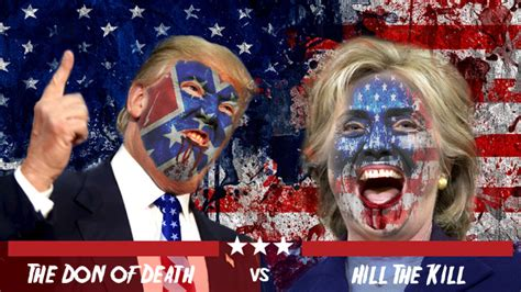 The Purge: Election Year Presidential Poll   FrightFind