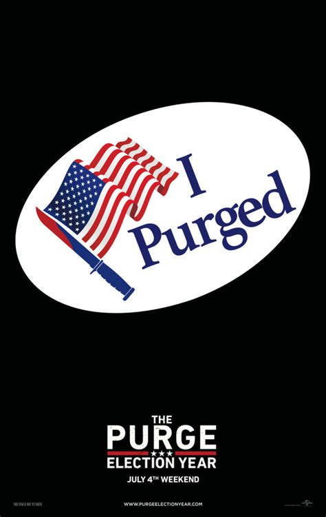 The Purge: Election Year  Trailer Gets Political ...