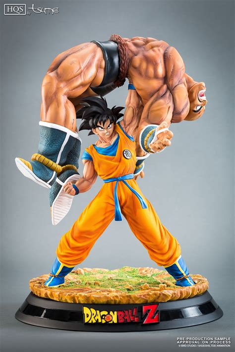 The Quiet Wrath of Son Goku - Tsume Art