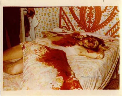 The Real Amityville Horror Crime Scene Pictures - Section 2