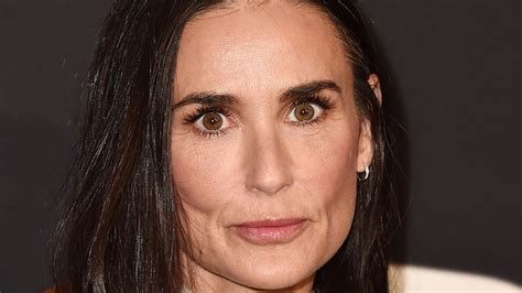 The Real Reason We Don't Hear From Demi Moore Anymore ...