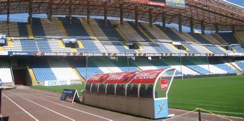 The Riazor Stadium in La Coruña   El Centrocampista