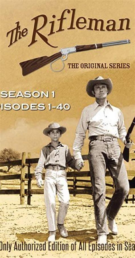 The Rifleman (TV Series 1958–1963) - Photo Gallery - IMDb