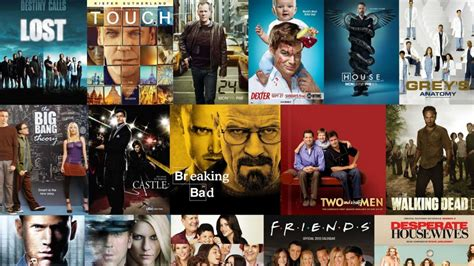 The Rising Popularity of TV shows