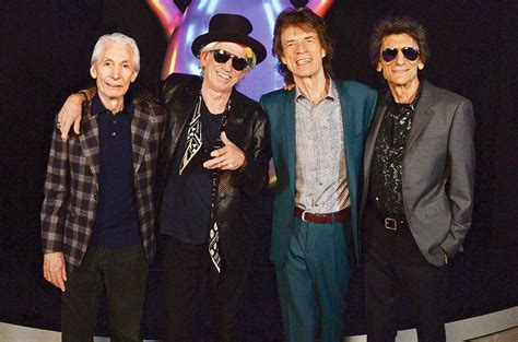 The Rolling Stones Hitting the Road Again in Europe ...