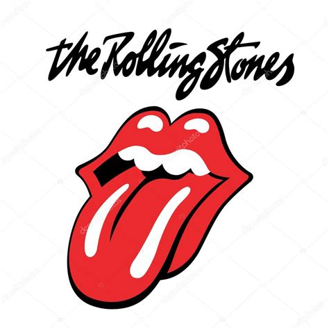 The Rolling Stones logo – Stock Editorial Photo © Igor_Vkv ...