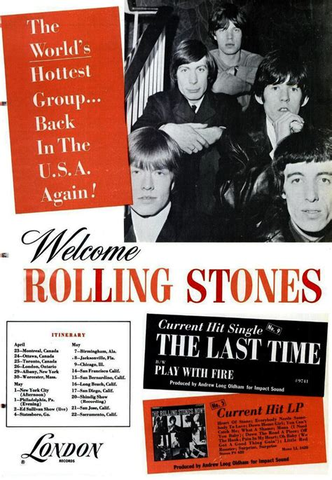 The Rolling Stones-turnéer – Wikipedia