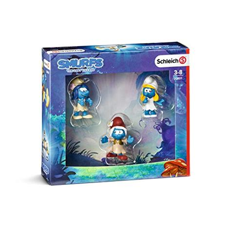 The Smurfs 20801 Smurfs Movie Set 2 Action Figure for sale ...