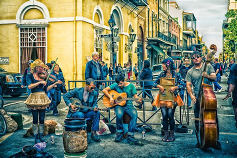 The Sounds of New Orleans: Cajun Music – UIC Radio