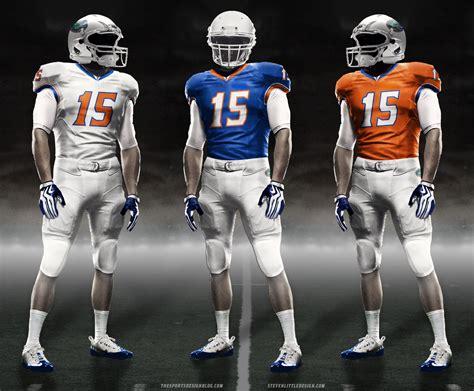 The Sports Design Blog » Uniform Concept – Florida Football