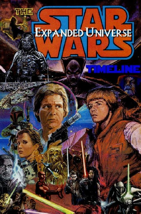 The Star Wars Expanded Universe Timeline