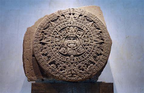 The Sun Stone (The Calendar Stone) - YouTube
