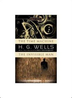 The time machine / the invisible man por H. g. wells ...