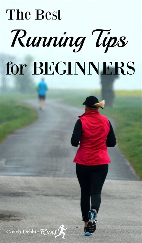 The Top 16 Running Tips for Beginners