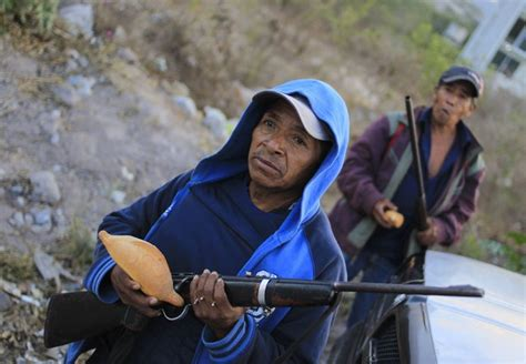 The Traditional Indigenous Justice System in Mexico