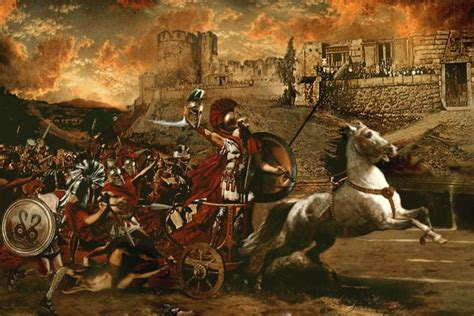 The Trojan War: Summary & History | Online Homework Help ...