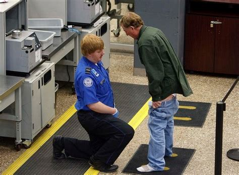 The TSA Blog: Clarification on Screening of Three Senior ...