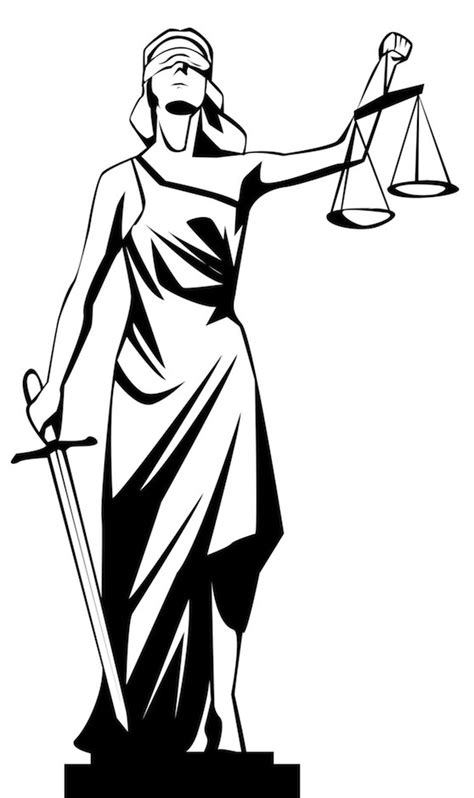 The Visual Rhetoric of Lady Justice: Understanding ...