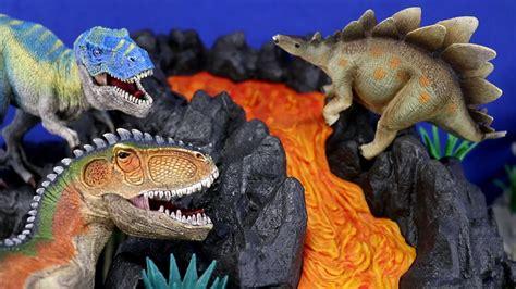 The Volcano Song   ♫ ♪ ♫ Dinosaur Songs for kids ...