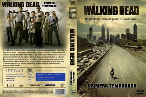 the walking dead primera temporada   Noticias   Taringa!