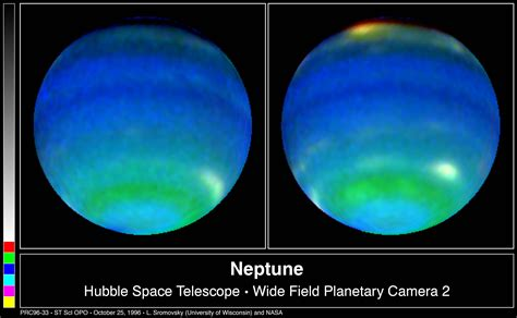 The Weather on Neptune