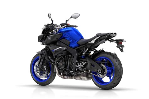 The Yamaha MT-10 Is Not Your Grandpa's FZ-1