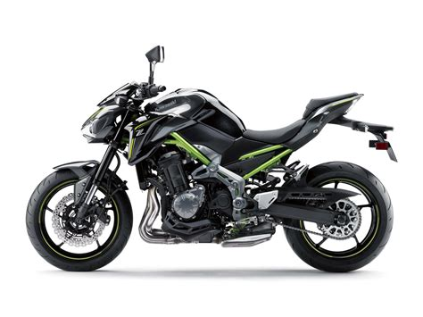 The Z800 Becomes the 2017 Kawasaki Z900