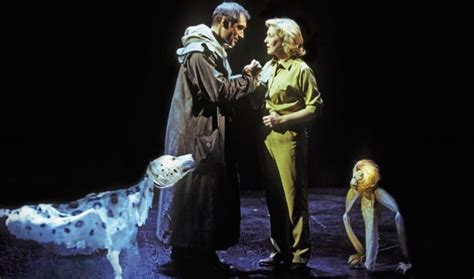 THEATRE REVIEW: 'His Dark Materials Parts 1 & 2' | RAY ...