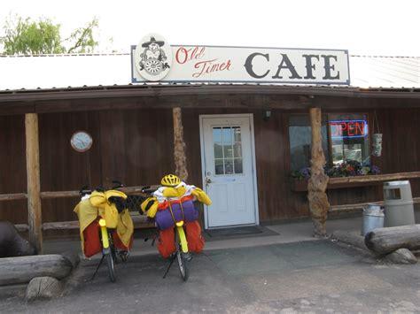 Thebest restaurant of the trip, in Saint Ignatius
