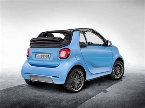 There Is a BRABUS smart fortwo Model in Geneva, but It's ...