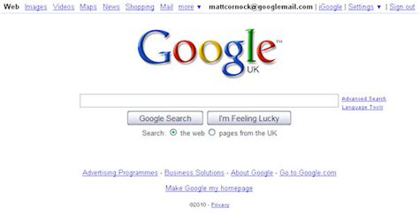 There is a different Google out there – trust me   Matt ...