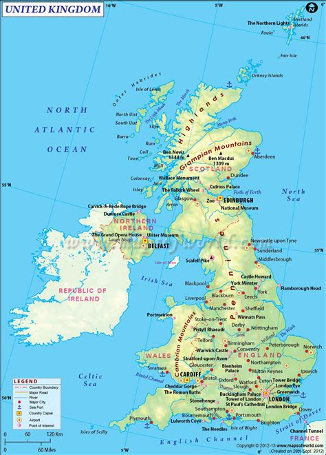 There is something really special. This UK Map took my ...