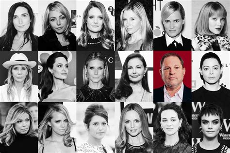 These Are the Women Who Have Accused Harvey Weinstein of ...