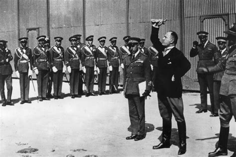 This Day in History for October 30 — Mussolini Comes to ...