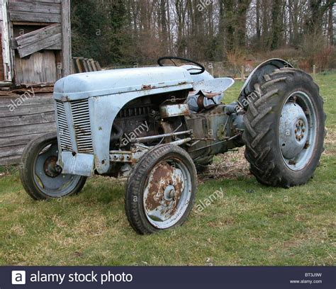 This is an unrestored version of the little grey fergy ...