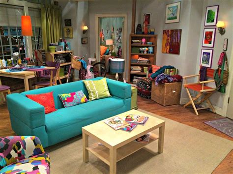 This is how much Penny's apartment on  The Big Bang Theory ...