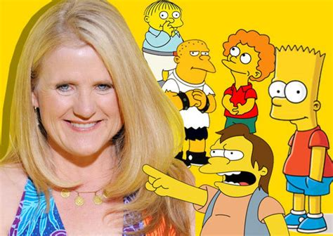This is Nancy Cartwright Doing 7 'Simpsons' Character ...