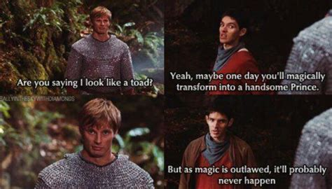 This is one of my favorite Merlin quotes ever | Geeky ...