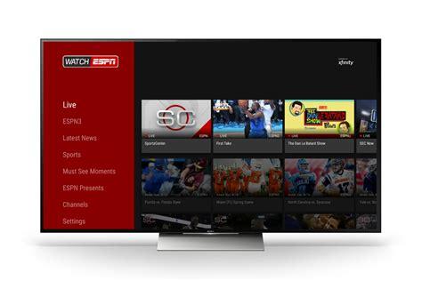 This is SportsCenter: Disney brings WatchESPN app to ...